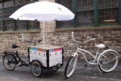 Marketing & Advertising Trike