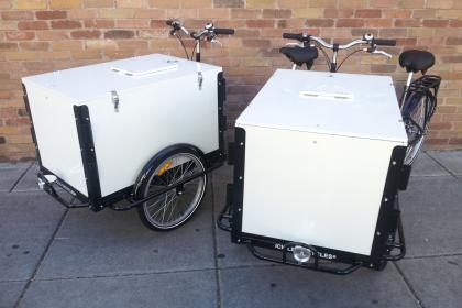 Icicle Tricycles Standard Cargo Bikes
