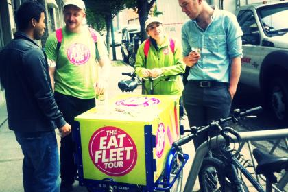 Icicle Tricycles Bike - Eat a Fleet