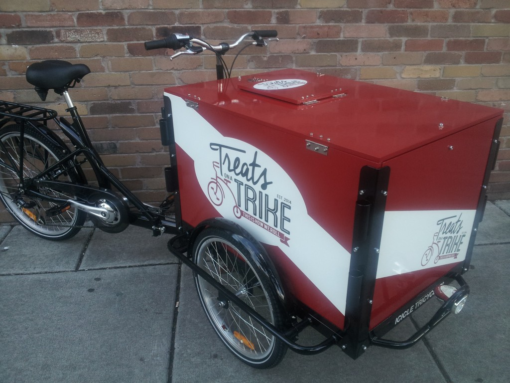Icicle Tricycles Treat Trike