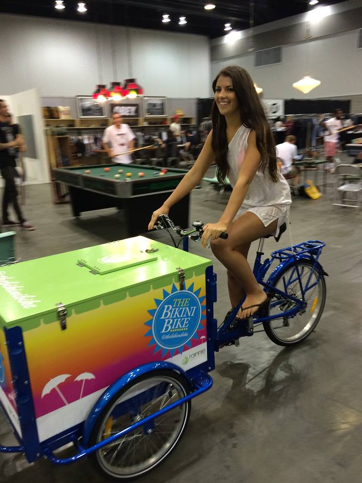Icicle Tricycles Clothing Bike