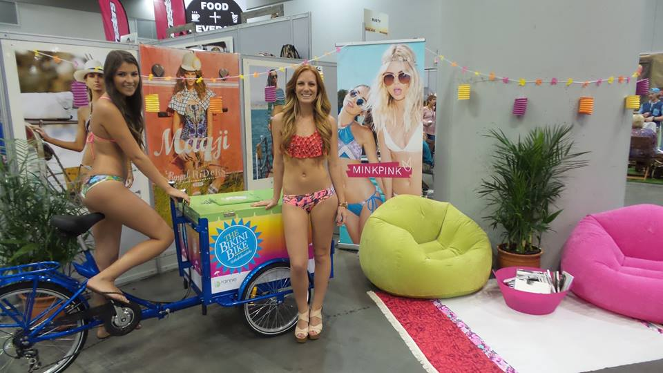 Icicle Tricycles Clothing Bike - Bikini Bike