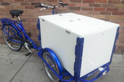 Icicle Tricycles Standard Cargo Bike