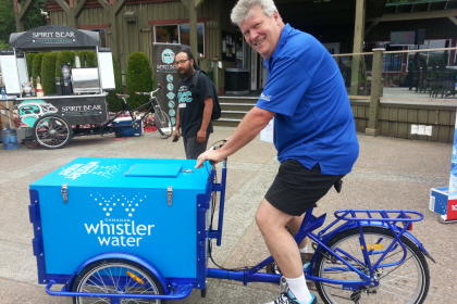 Icicle Tricycles - Whistler Water Bike