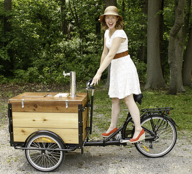 Cold Brew Coffee Tricycle by Icicle Tricycles at IceTrikes