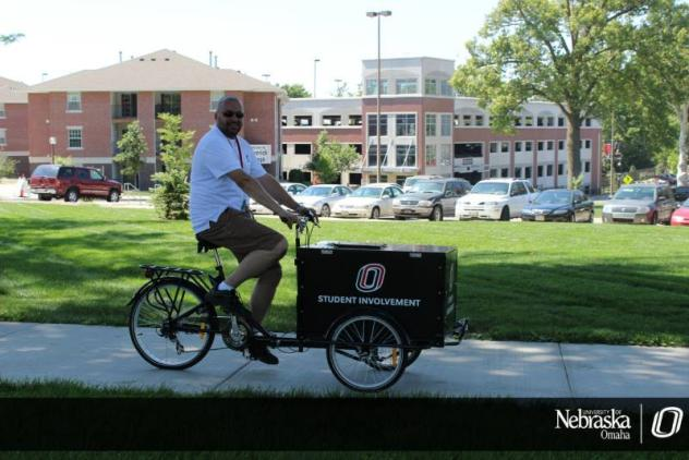 The Icicle Tricycles Campus Bike - University and College Bike