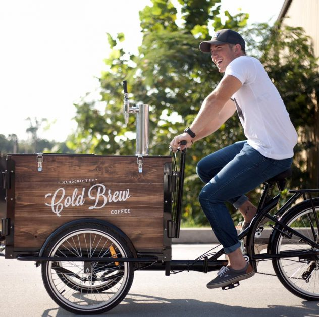 cold brew coffee trike