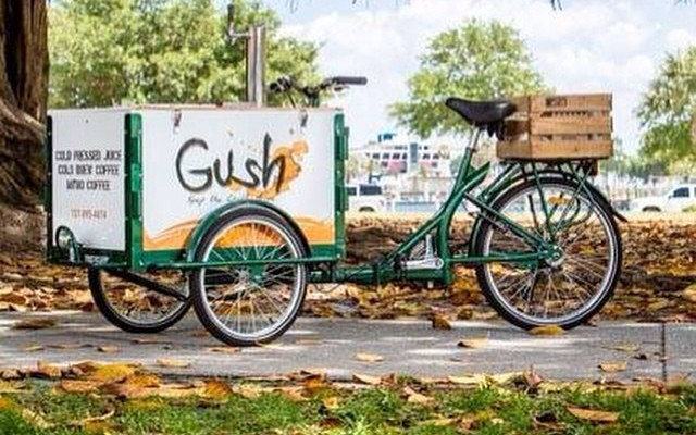 Gush Juice Bike - Icicle Tricycles
