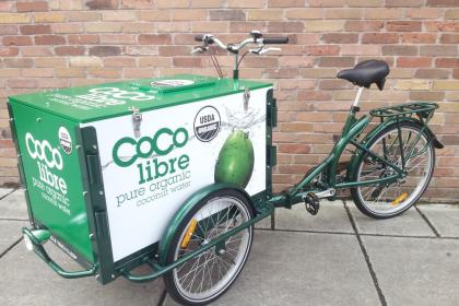 Icicle Tricycles Marketing Bike - Coconut Water Bike
