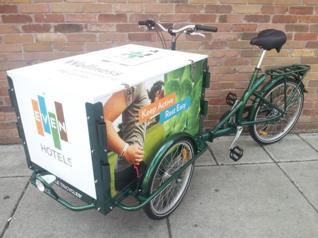 Icicle Tricycles Hospitality Bike