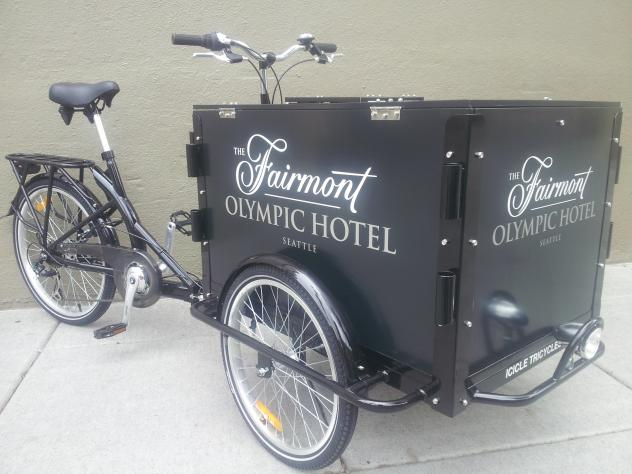 Icicle Tricycles Marketing Bike - Hotel Bike
