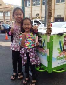 Icicle Tricycles Popsicle Vending Bike - Experiential Marketing Bike