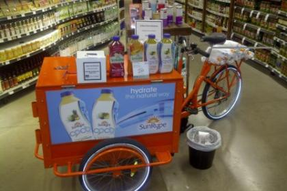 Icicle Tricycles Promo Bike - Adbike