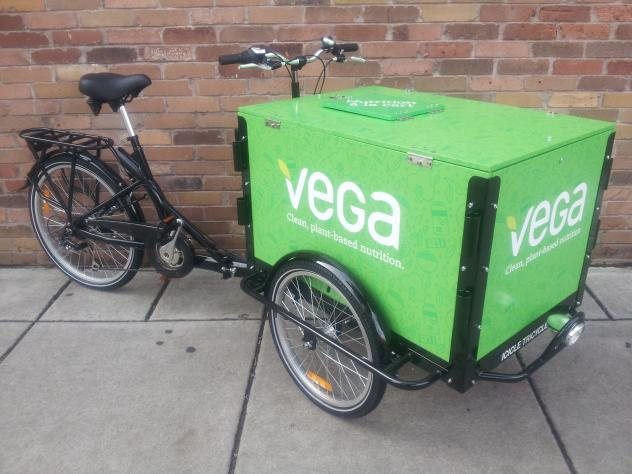 Icicle Tricycles Grocery Delivery Bike
