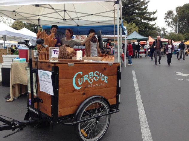 Icicle Tricycles Ice Cream Bike - Curbside Creamery