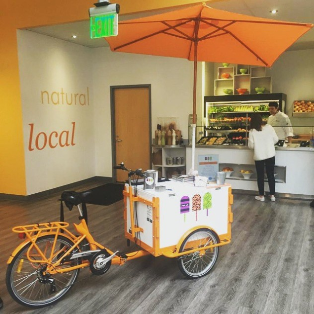 Pop Up Shopping Mondays: Icicle Tricycles For Pop-Up Shops
