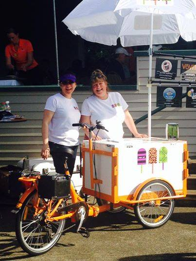 Mobile Mavens Pop-Up Bike Pops - Icicle Tricycles Mobile Pop-Up Shop Example