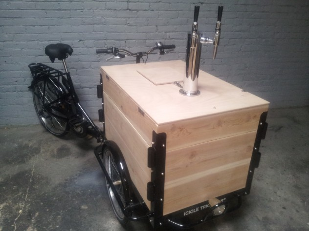 Cider Tricycle