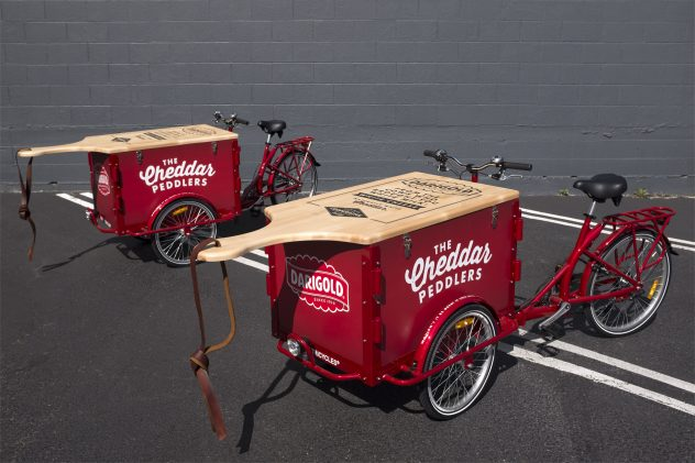 Custom Marketing Trikes