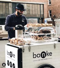 bakery bike, icicle tricycles, mobile vending bike, cart, trike